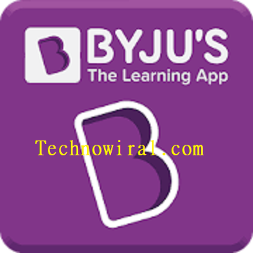 DOWNLOAD BYJU'S APP FOR PC