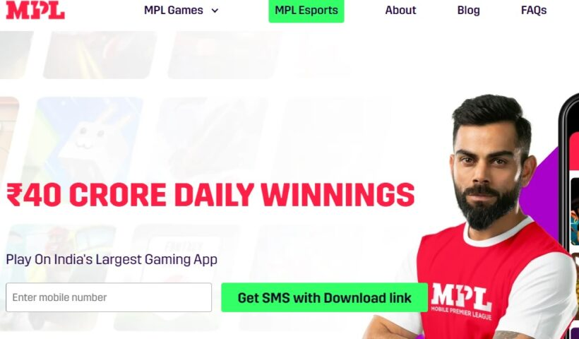 MPL Live Apk Download for Android | www.mpl.live Download App