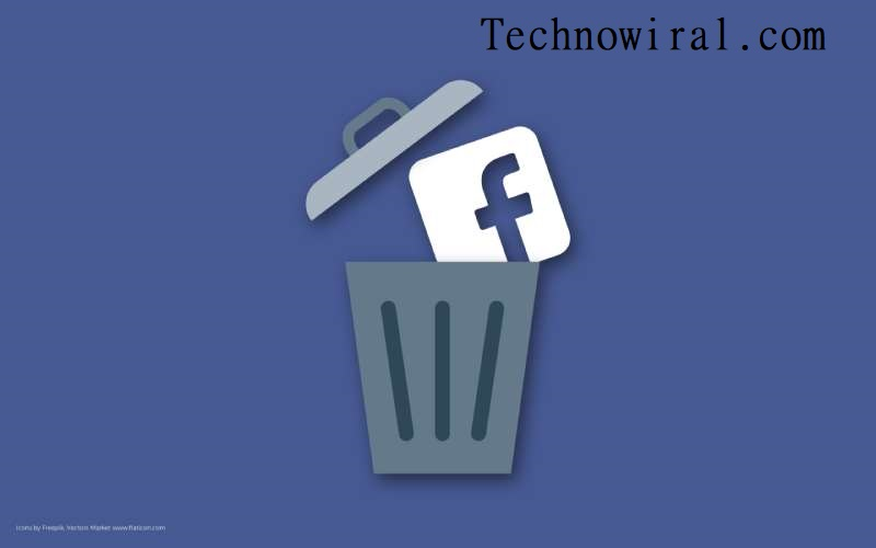 HOW TO DELETE FACEBOOK AND DEACTIVATE FACEBOOK ACCOUNTS