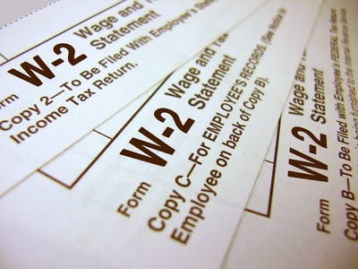 Form W-2 Wage and Tax Statement Works & How to Get One in the Form of IRS