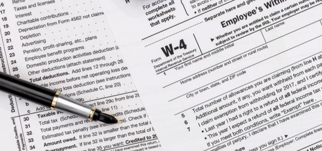 How to Fill Out a W-4 Form and Keep More Money for Your Paycheck   Student Loan Hero